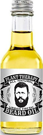 Plant Therapy Urban Fresh Beard Oil. All Natural Beard Oil Made with 100% Pure Essential Oils. Creates a Softer, Healthier Beard. 30 ml (1 oz)