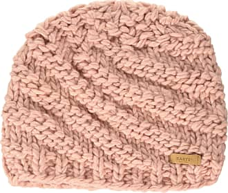 Barts Womens Jade Beanie Beret, Pink (0008-DUSTY Pink 008L), One Size Fits All