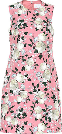 Erdem Rivanna floral cotton minidress
