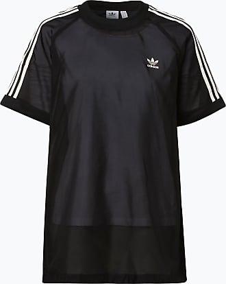 adidas Originals Damen T-Shirts schwarz