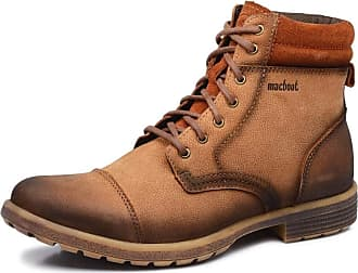 672d855f92 Macboot Bota Masculina Macboot Coturno Whisky Mobydick 02 Marrom 37