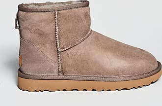 Reposi Calzature UGG Stivaletto in pelle marrone