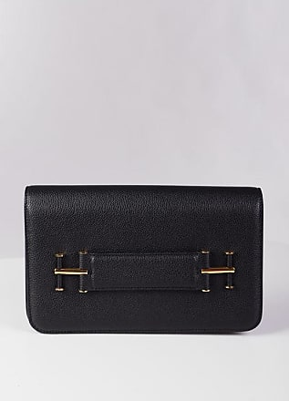 Tom Ford Leather Pochette size Unica