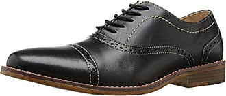 G.H. Bass & Co. Mens Carnell Oxford, Black, 9.5 M US