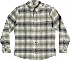 Quiksilver Mens Thermo Hyper Flannel Shirt