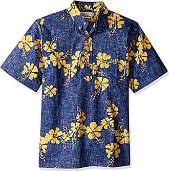 Reyn Spooner Mens Diamond Head Spooner Kloth Classic Fit Pullover Shirt