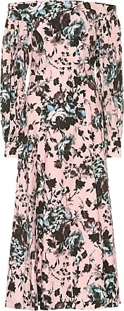 Erdem Pollina floral cotton midi dress
