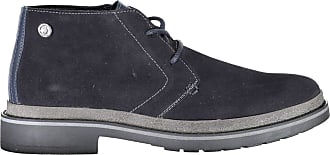 U.S.Polo Association WARREN1 Suede YANN4044W8/SL2 Classic Shoes Men Blue DKBL 45