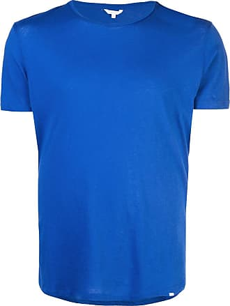Orlebar Brown Camiseta decote arredondado - Azul