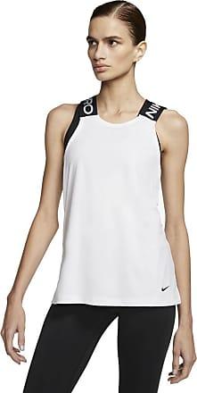 Nike Pro Dri-Fit Tank Bekleidung Damen weiß