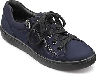 Hotter Chase, Women Low-Top Trainers, Blue (Navy 30), 8 UK (42 EU)