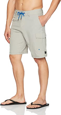Oakley Cruiser CG HBD 21 Shorts, Stone Gray, 32