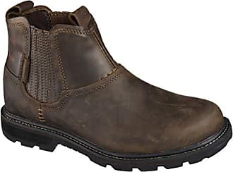 herren stiefeletten and boots skechers ankle boots     sale up to    61  stylight  skechers ankle boots     sale up to    61
