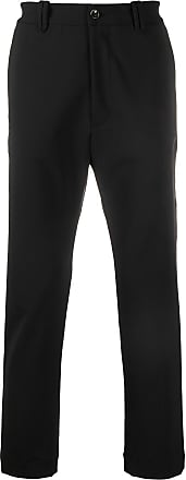 Nine In The Morning Calça cropped slim - Preto