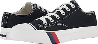 8a5b6675eac Keds Pro-Keds Royal Lo Classic Canvas (Black White) Mens Shoes