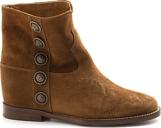Via Roma 15 Womens ankle boots VIA ROMA 15-3261 Brown Size: 5.5 UK