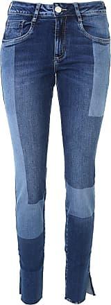Morena Rosa Calça Jeans Morena Rosa Skinny Andréia Azul