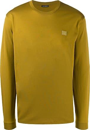 Acne Studios long sleeve cotton T-shirt - Green