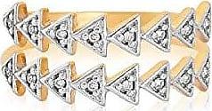Coliseu Anel de Ouro 18k com Diamante