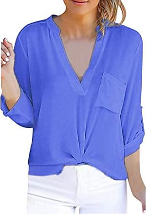 VEMOW® Blusen in Blau: ab 2,89 €   Stylight