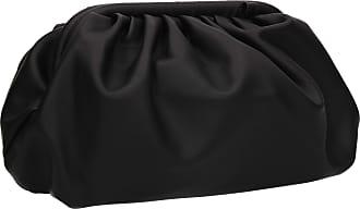 Swankyswans Talia Soft Faux Leather Pouch Crossbody Clutch Bag Black