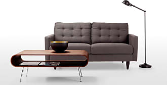 MADE.COM Hooper Couchtisch, Walnuss