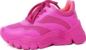 Damannu Shoes Tênis Chunky Doris Pink - Cor: Rosa - Tamanho: 36