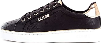 Guess Womens Trainers Black Size: 2/2.5 UK