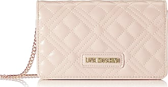 Love Moschino Jc4093pp1a Womens Top-Handle Bag, PInk (Rosa), 4x11x18 centimeters (W x H x L)