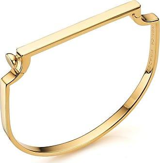 Monica Vinader Signature Thin bangle - GOLD