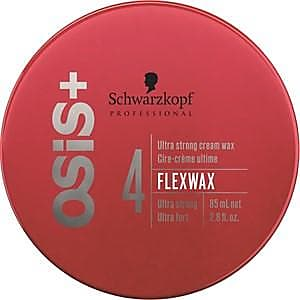 Schwarzkopf Professional Texture FLEXWAX Ultra Strong Cream Wax 85 ml