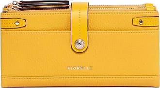 Fiorelli Womens Audrey Yellow Purse
