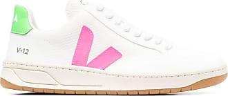 Veja Sneakers V-12 B-Mesh - Bianco