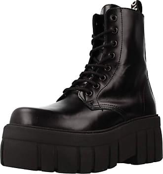 Yellow Women Womens Boots Bold Black 3.5 UK