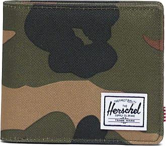 Herschel Herschel Roy CXL RFID Wallet Woodland Camo