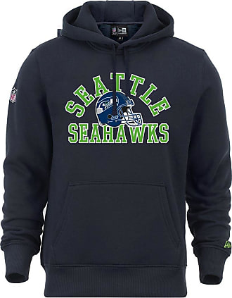 263993b54 New Era NFL Seattle Seahawks College PO Hoodie - navy - 3XL