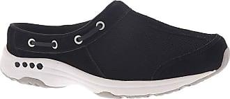 Easy Spirit Travelport36 Womens Slip On 10 B(M) US Black, Black, Size 10.0