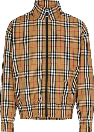 Burberry Vintage Check Lightweight Jacket - Brown
