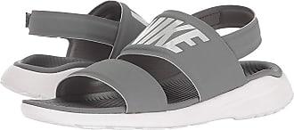 3d976d967408 Nike Tanjun Sandal (Cool Grey White Pure Platinum) Womens Shoes