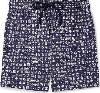 9232cf24bd Vilebrequin Moorea Mid-length Printed Swim Shorts - Navy