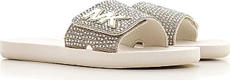 Michael Kors Sandals for Women On Sale, White, polyamide, 2019, 3.5 4.5 5.5 6.5 7.5