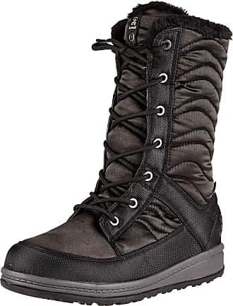 kamik Womens Bailee2 Snow Boots, Black (Black Blk), 4 UK