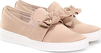 Michael Kors SNEAKER SLIP ON WILLA IN SATIN 24 colore ROSA 1992b7972ec
