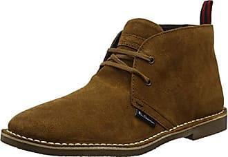be713ee1bc628d Ben Sherman Herren Hunt Desert Boots Brown (Tobacco Suede 019) 41 EU