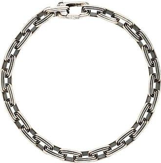 M. Cohen Bracciale a catena in argento - Color argento