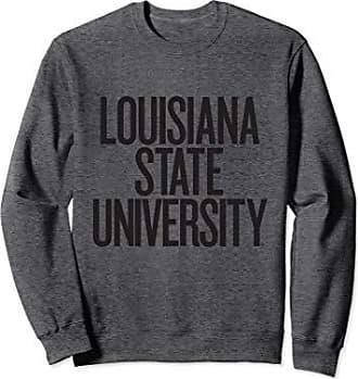Venley LSU Tigers Womens NCAA Fashion Football Sweatshirt 80MLSU2