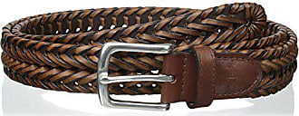 Dockers Mens 1 1/4 in. Big-tall V-weave Braid Belt,Tan,48