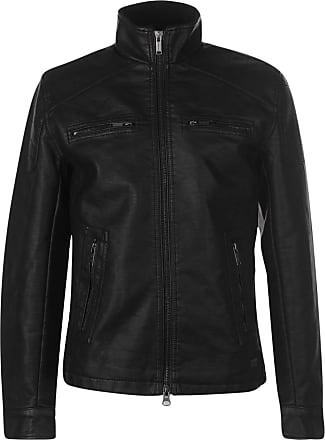Firetrap Mens Full Zip Jacket Black XL