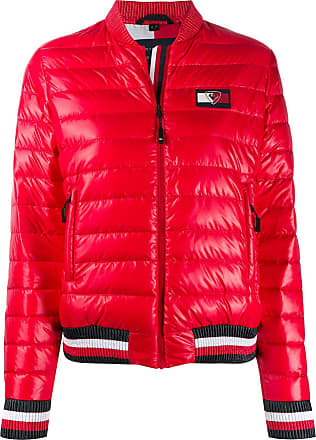 Rossignol x Tommy Hilfiger Mini-Ripstop jacket - Red