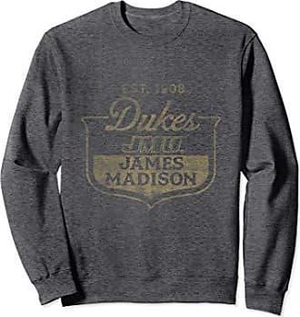 Venley James Madison JMU Dukes Womens NCAA Sweatshirt 07jmu-1